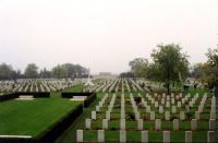 Normandy D-Day cemetery