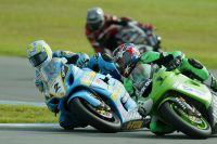 British Superbike racing