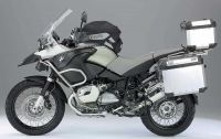 New BMW GSA premiering at NEC