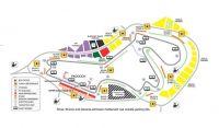 Istanbul Park Circuit track map