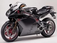 MV Agusta F4 Senna to be introduced at Milan
