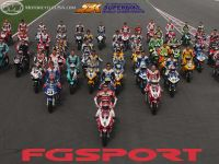 WSBK full grid photo