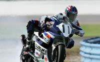 Ben Spies burns up Daytona