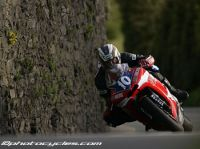 John McGuiness at the '05 IoM TT