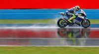 Rossi reigns in England