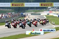 Superbikes at Road Atlanta