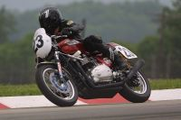 Thruxton racing